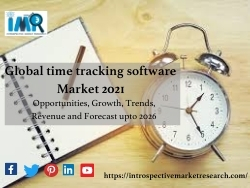 Time tracking software Market