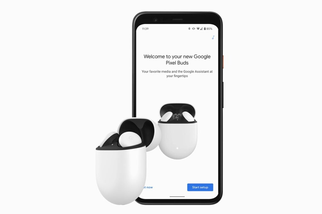 Google Pixel Buds 2 are Now Available on Play Store