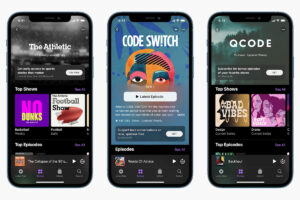 Apple Podcast Subscriptions Let Creators Charge Fans for Shows