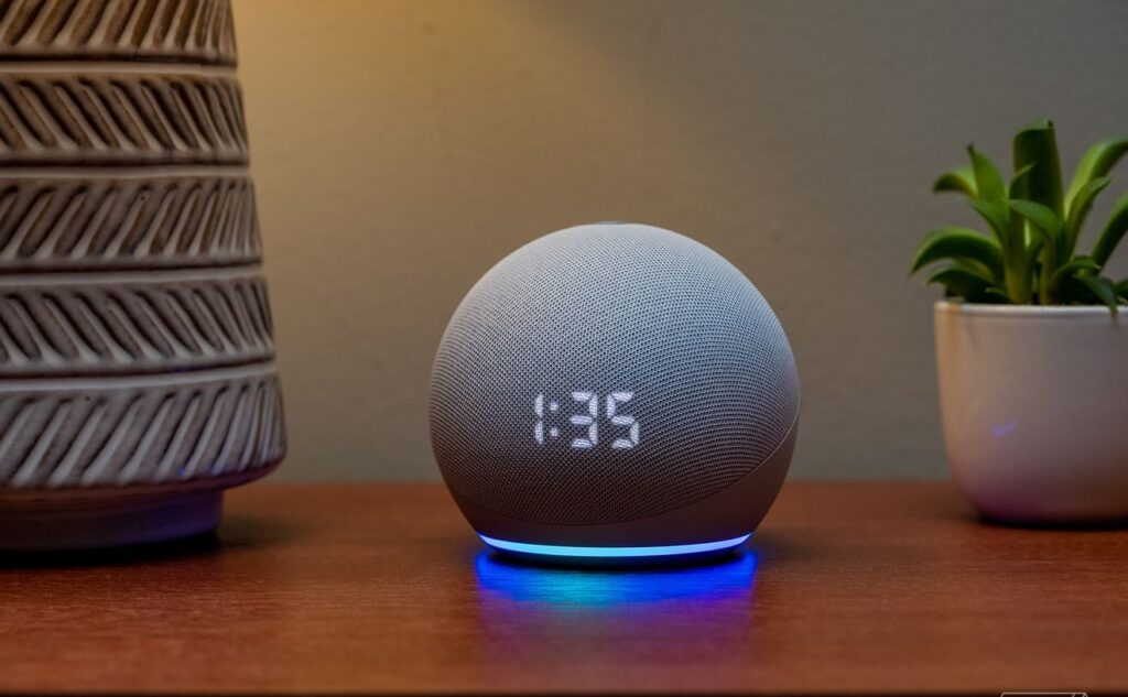 Amazon's Alexa Can Now Tell You Where to Locate a COVID-19 Vaccine